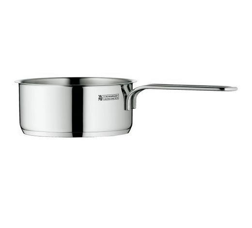 STIELKASSEROLLE  - Edelstahlfarben, Basics, Metall (10cm) - WMF