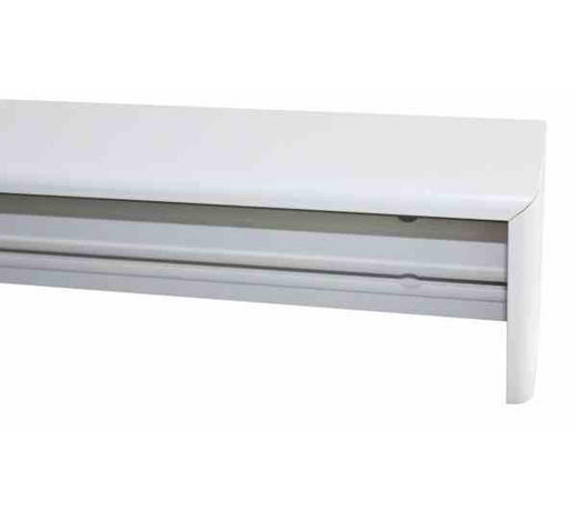 KARNIESE 200 cm  - Weiß, Basics, Holz (200cm) - Homeware