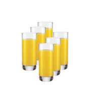 GLÄSERSET - KONVENTIONELL, Glas (6,5/15,5cm) - Schott Zwiesel