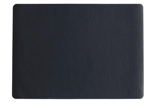 TISCHSET - Schwarz, Basics, Kunststoff (33/46cm) - ASA