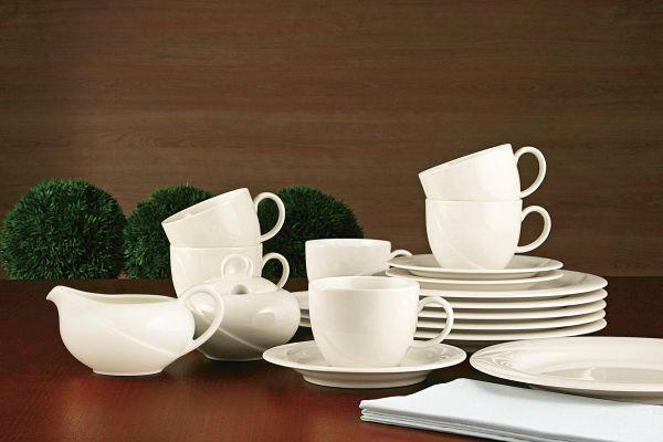 ZUCKERDOSE Keramik - Creme, Basics, Keramik (0,21l) - SELTMANN WEIDEN