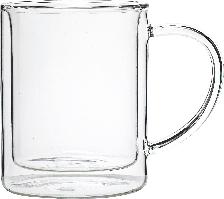 TEEGLAS - Klar, Basics, Glas (0,2l) - NOVEL