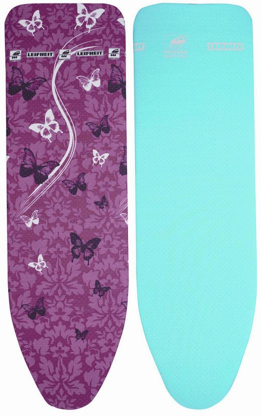 BÜGELBRETTBEZUG - Multicolor, Basics, Textil (45/130cm) - Leifheit