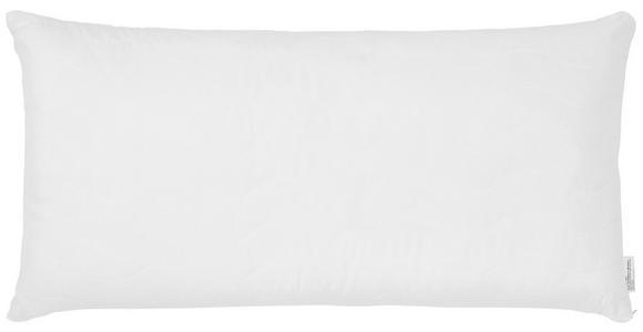 Kopfpolster Anti Schnarch Kissen - Benno - Weiß, KONVENTIONELL, Textil (40/80cm) - Primatex