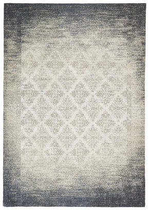 VINTAGE MATTA - beige/grå, Lifestyle, textil/plast (80/150cm) - Novel
