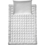 LEICHTBETTENSET FEELINGS 140/200 cm - Weiß, Basics, Textil (140/200cm) - Billerbeck