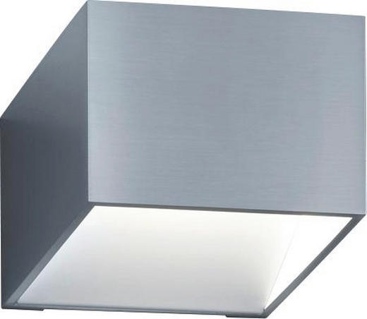 LED-WANDLEUCHTE - Weiß, LIFESTYLE, Metall (9/10/10cm)