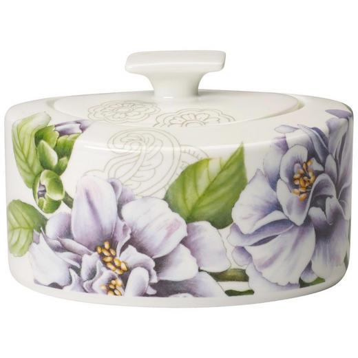 ZUCKERDOSE Keramik - Lila/Multicolor, Basics, Keramik (0,363l) - Villeroy & Boch