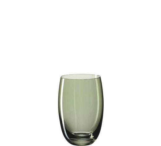 LONGDRINKGLAS 460 ml  - Grün, LIFESTYLE, Glas (0,46l) - Leonardo