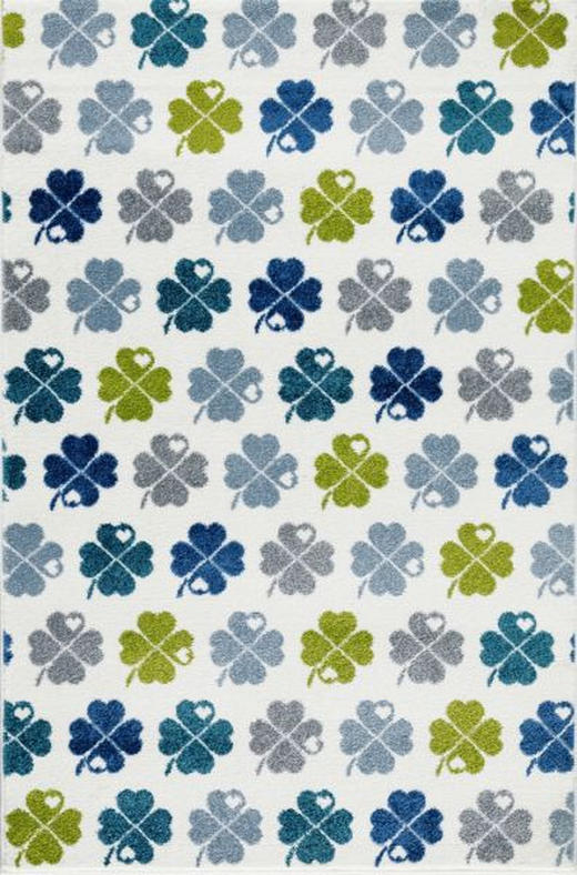 KINDERTEPPICH  120/180 cm  Multicolor, Weiß - Multicolor/Weiß, Basics, Textil (120/180cm)