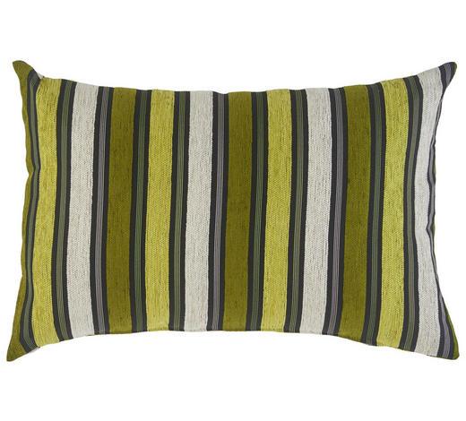 POLŠTÁŘ OZDOBNÝ, 40/60 cm, zelená - zelená, Design, textil (40/60cm) - Novel