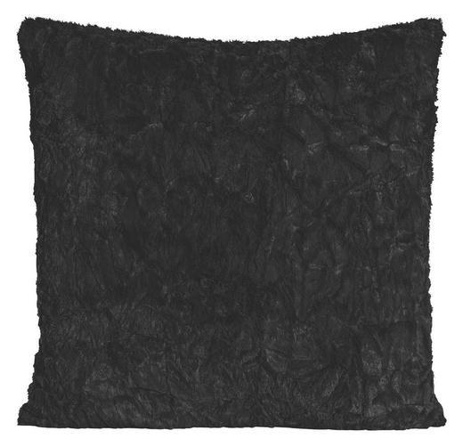 BODENKISSEN Schwarz 70/70 cm - Schwarz, Basics, Textil (70/70cm) - Novel