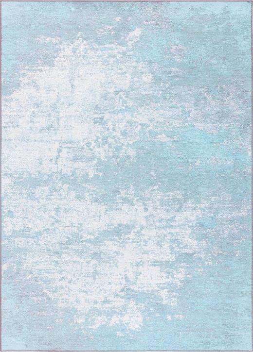 VINTAGE-TEPPICH  170/240 cm  Mintgrün - Mintgrün, Textil (170/240cm) - Novel