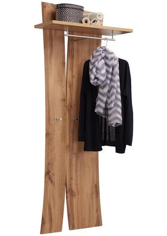 GARDEROBNI PANEL - hrast, Design, leseni material (69/180/30cm) - Carryhome