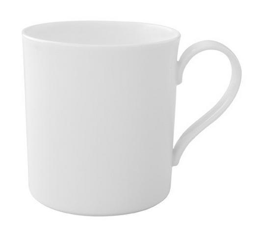 KAFFEETASSE - Weiß, Basics, Keramik (0,21l) - Villeroy & Boch