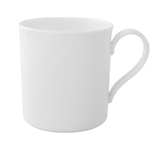 KAFFEETASSE 210 ml - Weiß, KONVENTIONELL, Keramik (0,21l) - Villeroy & Boch
