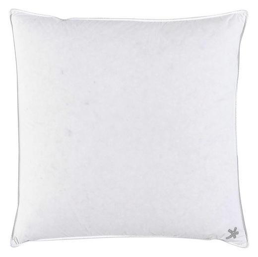 KOPFKISSEN  80/80 cm - Weiß, MODERN, Textil (80/80cm) - Centa-Star