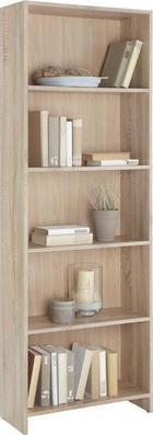 REGAL - hrast Sonoma, Design, drvni materijal (60/175/24cm) - Boxxx