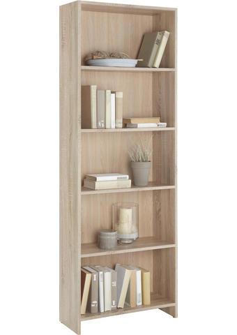 REGAL hrast sonoma  - hrast sonoma, Design, leseni material (60/175/24cm) - Boxxx