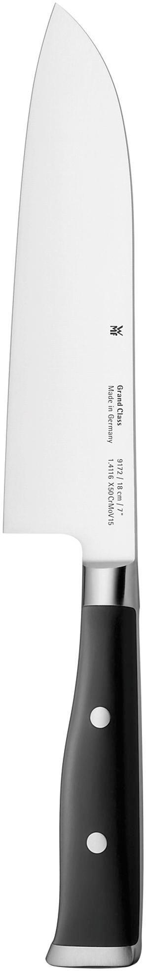SANTOKUMESSER  Stahl  33 cm - Edelstahlfarben/Schwarz, Basics, Kunststoff/Metall (33cm) - WMF