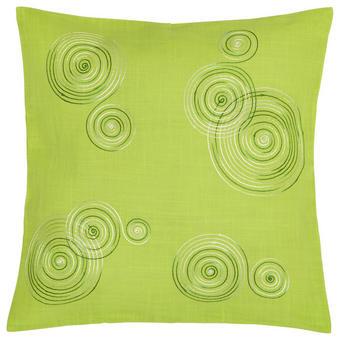 POVLAK NA POLŠTÁŘ - světle zelená, Konvenční, textil (30/42cm)