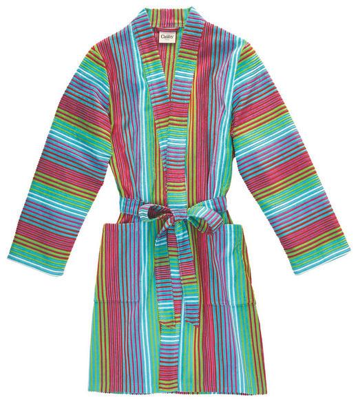 BADEMANTEL  Multicolor - Multicolor, Basics, Textil (36/38) - Cawoe