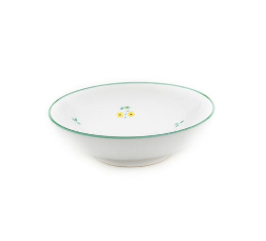 SALATSCHÜSSEL 17 cm  - Grün, LIFESTYLE, Keramik (17cm) - Gmundner