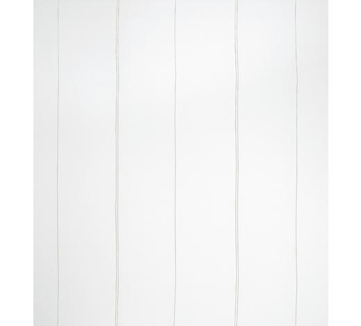 ZÁCLONA, průhledné, 300 cm - oranžová/bílá, Konvenční, textil (300cm) - Esposa