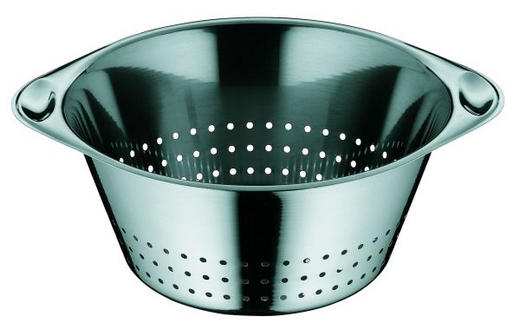 SEIHER - Edelstahlfarben, Basics, Metall (24cm) - WMF