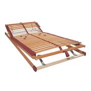 LATTENROST 100/210 cm Buche ,Schichtholz - Beige/Braun, Basics, Holz (100/210cm) - Sembella