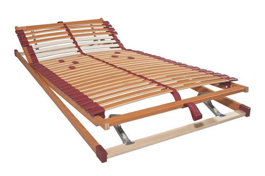 LATTENROST 90/190 cm - Beige/Braun, Basics, Holz (90/190cm) - Sembella
