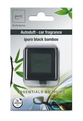 CAR LINE BLACK BAMBOO - Klassisk (7,5/12,5/2,5cm) - Ipuro