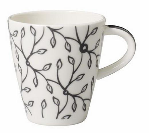 ESPRESSOTASSE - Weiß/Grau, Basics, Keramik (0,1l) - Villeroy & Boch