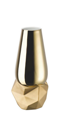 VAZA CEDRIC RAGOT, 27 CM - zlata, Konvencionalno, keramika (27cm) - Rosenthal