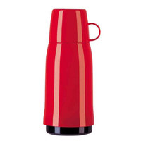 ISOLIERFLASCHE 0,5 l - Rot, Basics, Kunststoff (21/21/27cm) - Emsa