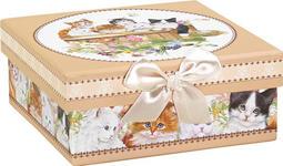 GESCHENKBOX - Multicolor, Trend, Karton (14/6/14cm) - Boxxx
