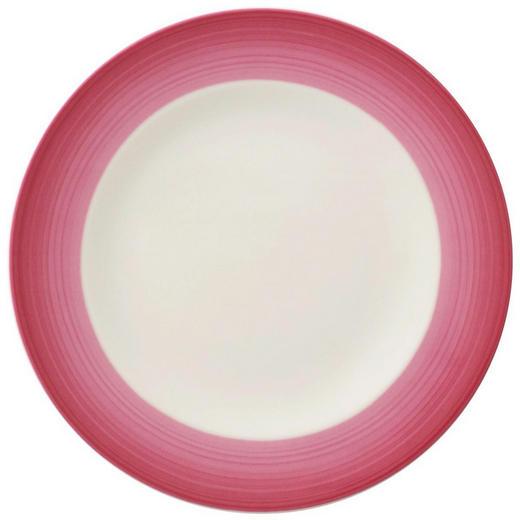 FRÜHSTÜCKSTELLER - Creme/Rosa, KONVENTIONELL, Keramik (21,5//cm) - Villeroy & Boch