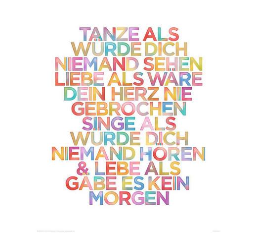 DEKOPANEEL - Multicolor, Basics, Holzwerkstoff (40/50cm) - Reinders Next