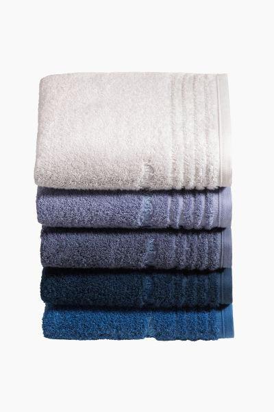 WASCHHANDSCHUH - Dunkelblau, Basics, Textil (22/16cm) - VOSSEN