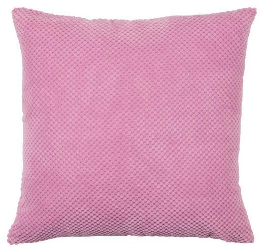 ZIERKISSEN - Hellrosa, Basics, Textil (45/45/cm) - Novel