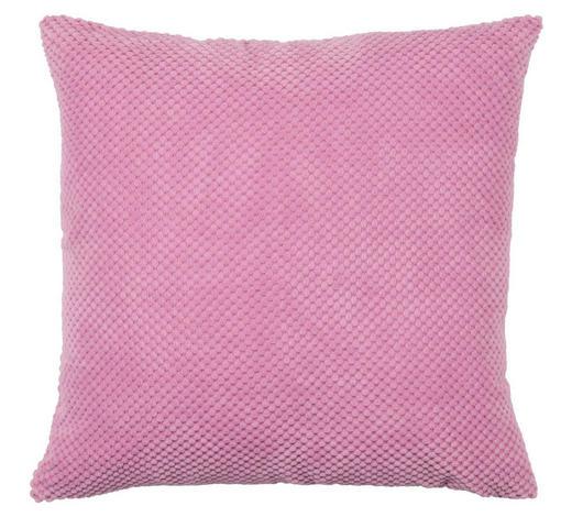 ZIERKISSEN 45/45 cm - Hellrosa, Basics, Textil (45/45cm) - Novel
