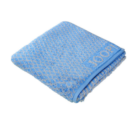 HANDTUCH 50/100 cm - Blau, Design, Textil (50/100cm) - Joop!