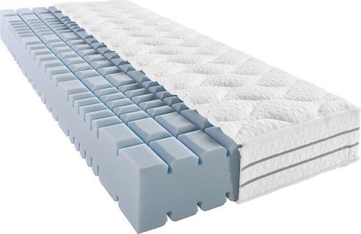 KALTSCHAUMMATRATZE 180/200 cm - Weiß, Basics, Textil (180/200cm) - Bentley