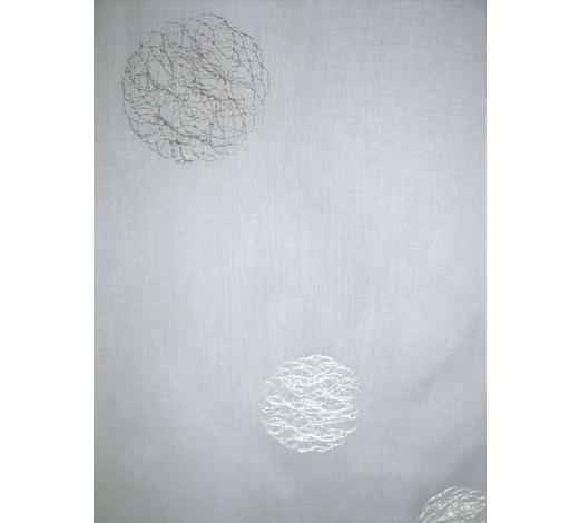 STICKEREISTORE per lfm  - Weiß/Grau, KONVENTIONELL, Textil (280cm) - Esposa