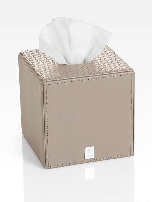BOX - Hellbraun, Design, Kunststoff (13,3/13,3/13,3cm) - Joop!