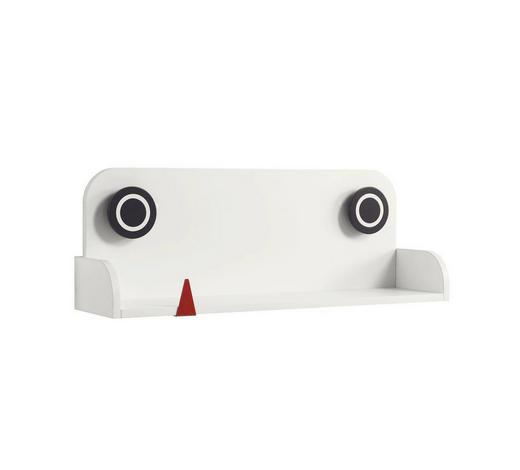 WANDBOARD Now! Minimo - Weiß, Trend, Holzwerkstoff (90/32,2/23cm) - Now by Hülsta