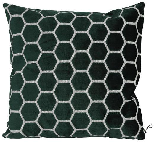 ZIERKISSEN - Grün, Design, Textil (45/45cm)