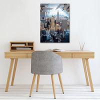 DEKOPANEEL - Multicolor, Design, Holz/Papier (60/80/3,30cm) - Eurographics
