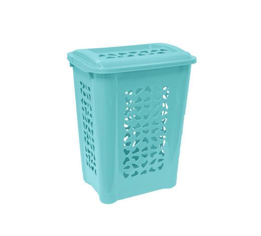 KOŠARA ZA RUBLJE - plava, Basics, plastika (45/34/60cm)