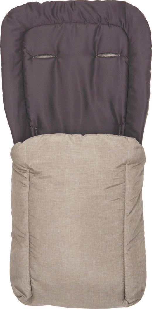 FUßSACK - Grün, Basics, Textil (45/90cm) - Fillikid